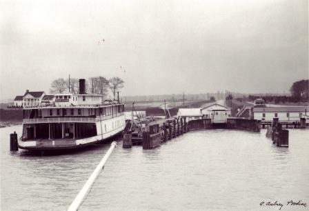 Historic Matapeake Ferry