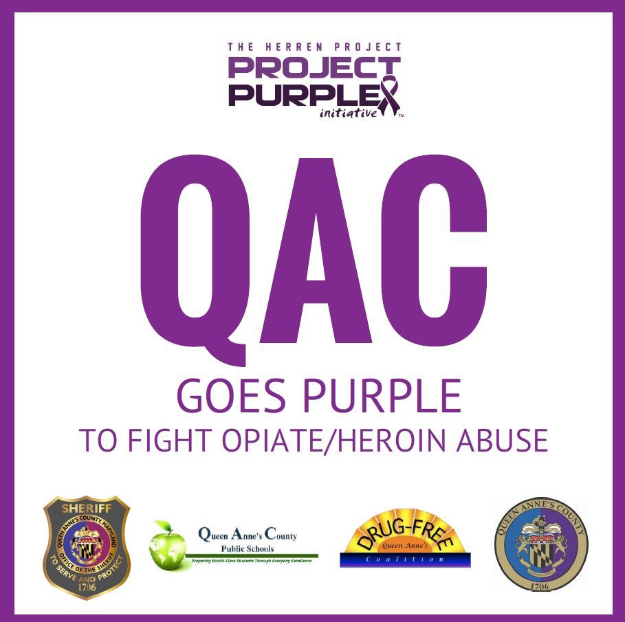 QAC Goes Purple