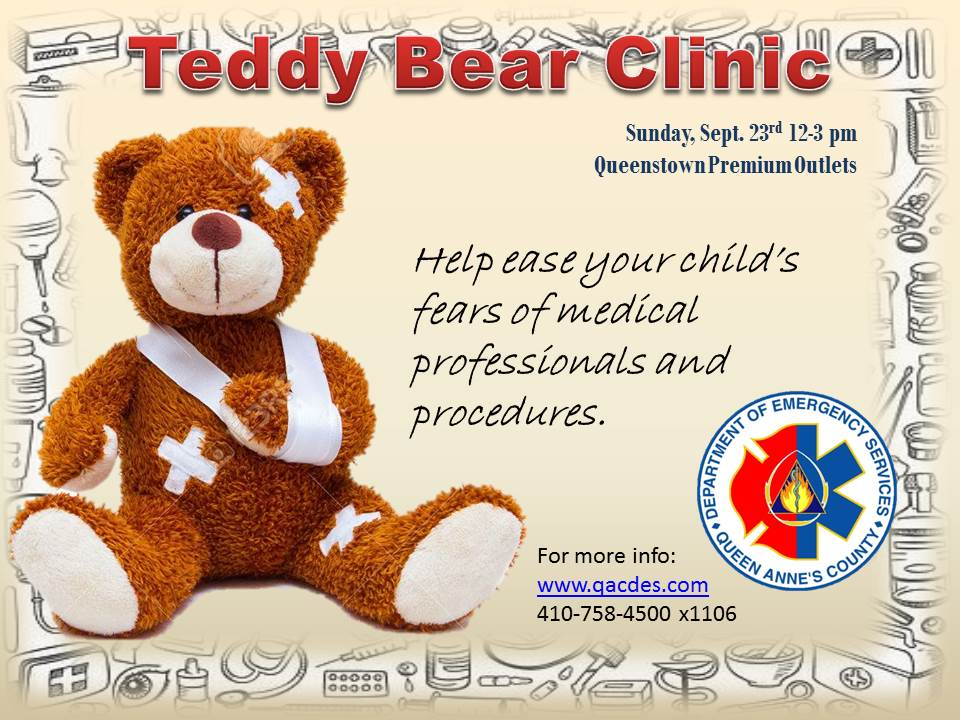 teddy bear clinic social media 2