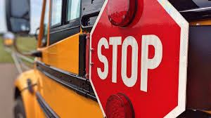 school bus arm Stop
