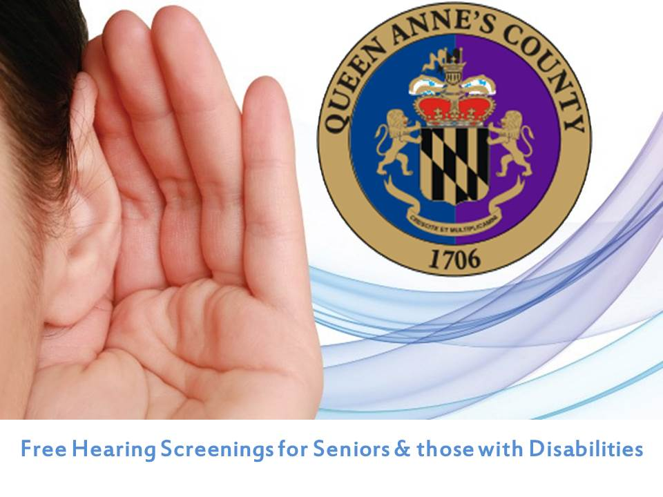 Free Hearing Screenings for Seniors