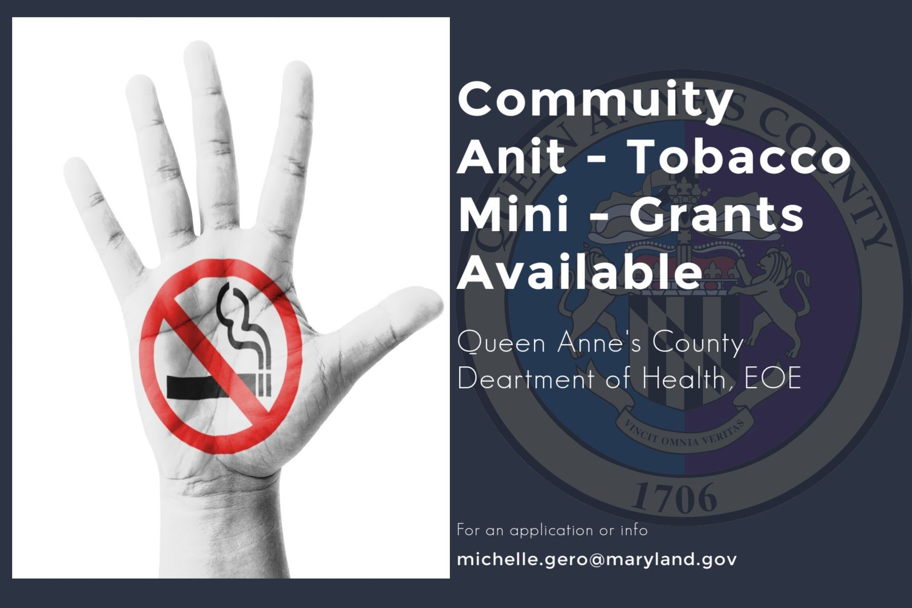 Anti Tobacco Mini Grants (1)