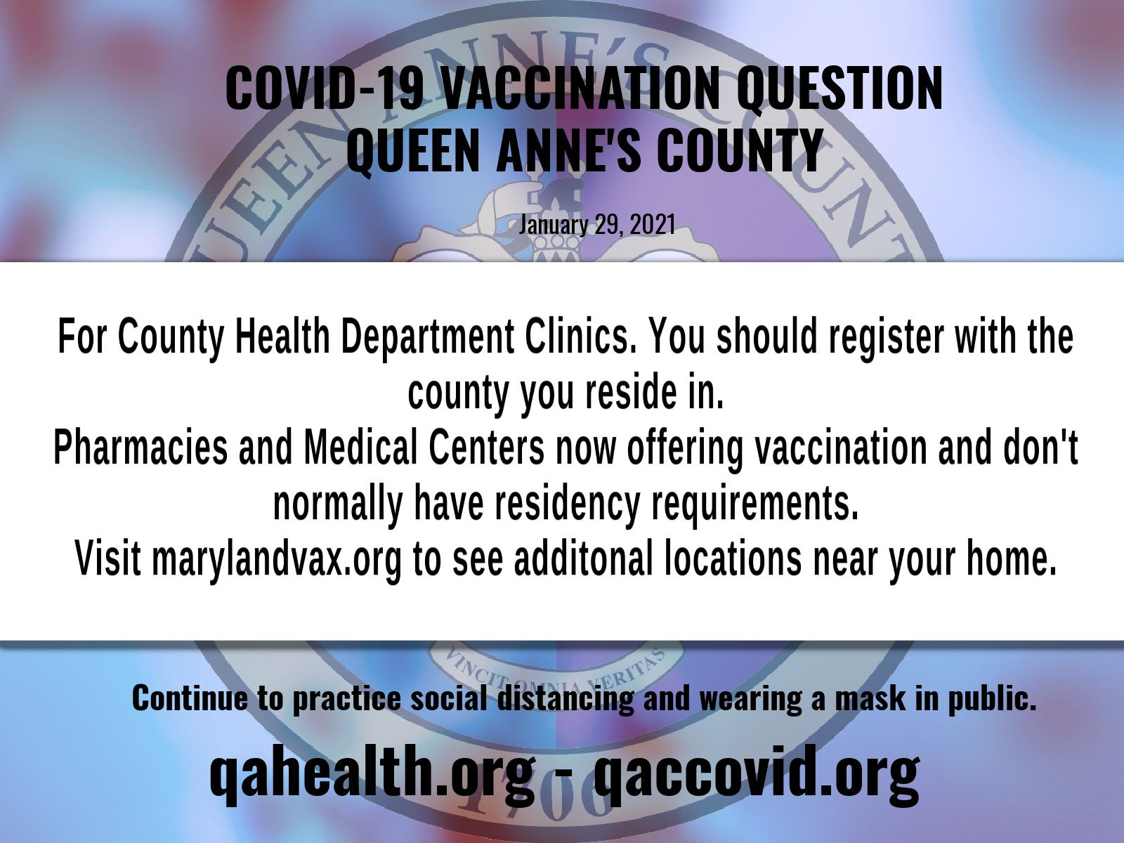Vaccination Questions