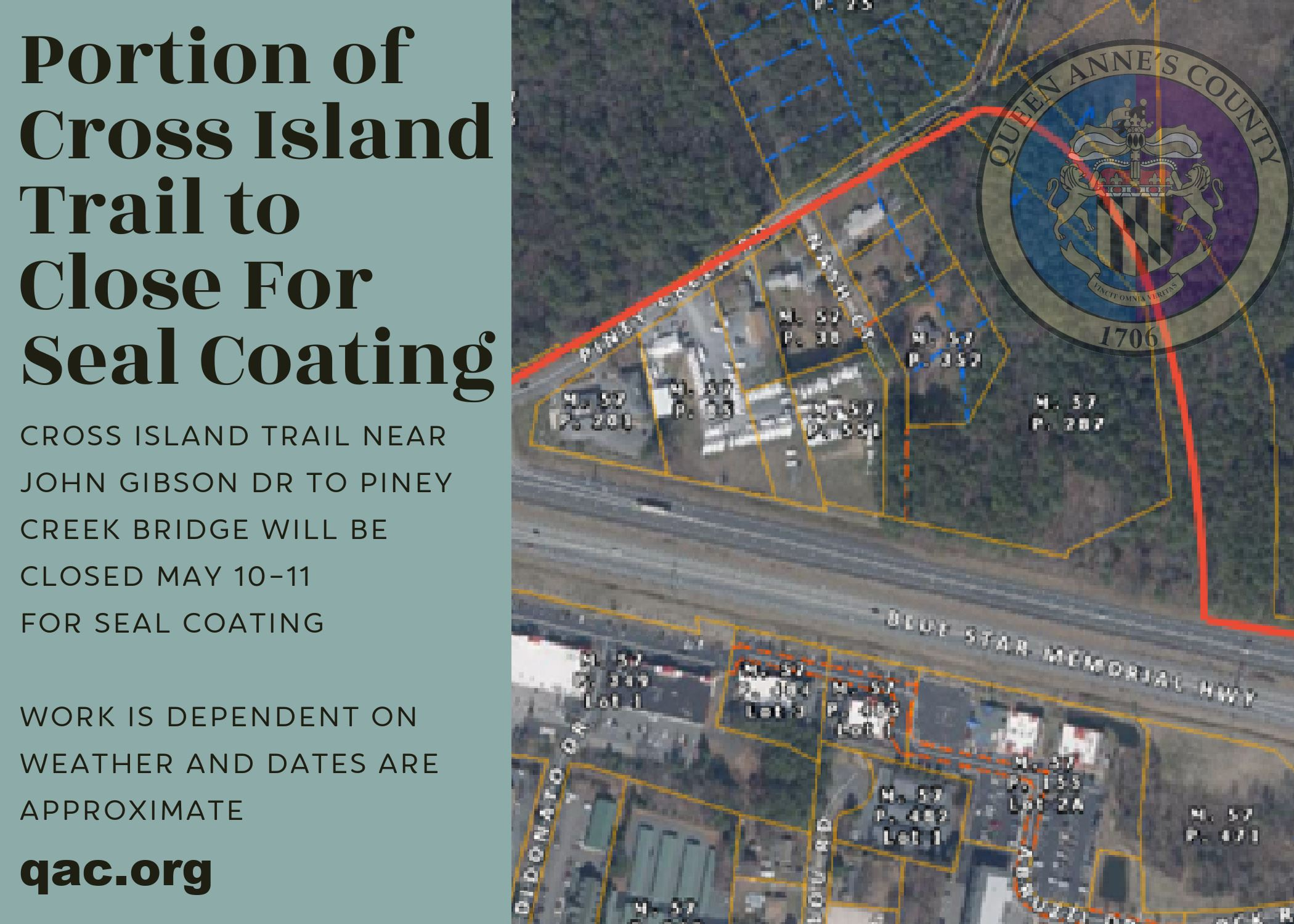 Cross Island Trail Main May 10thru11