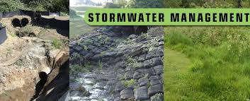Stormwater Management Landscape Examples