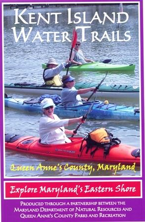 Kent Island Water Trails Brochure Cover