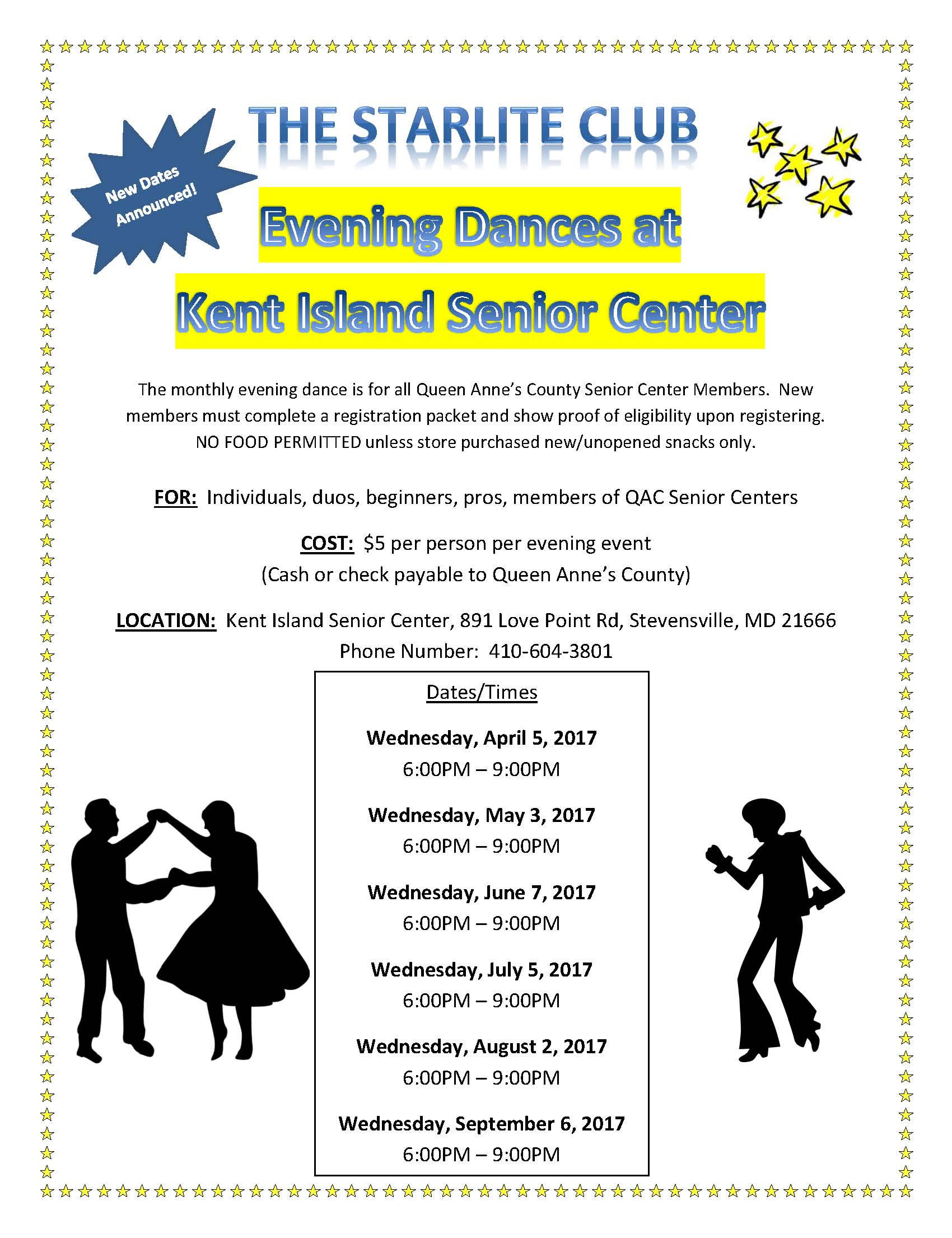 KI Evening Dance Flyer (Apr-Sept)
