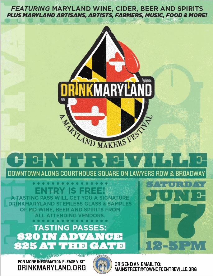flyer drink maryland
