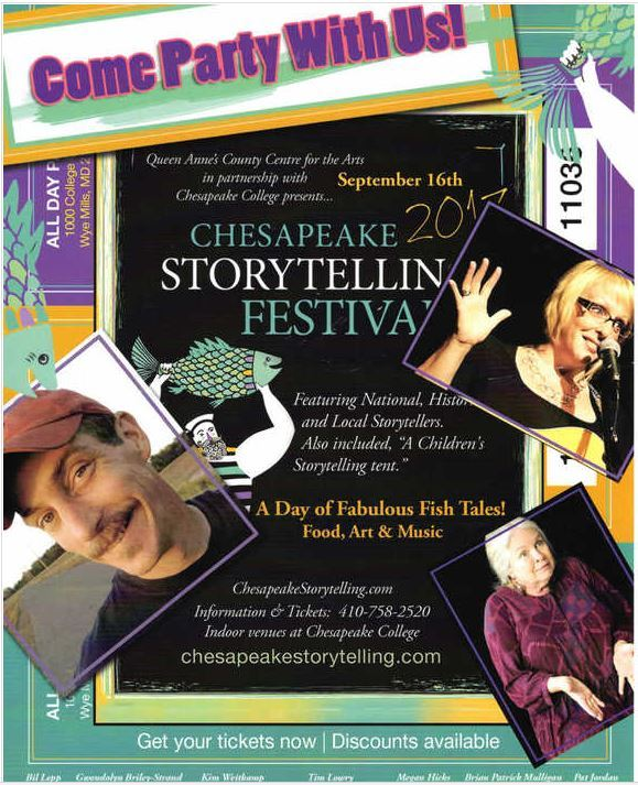 Ches story telling flyer sept 2017