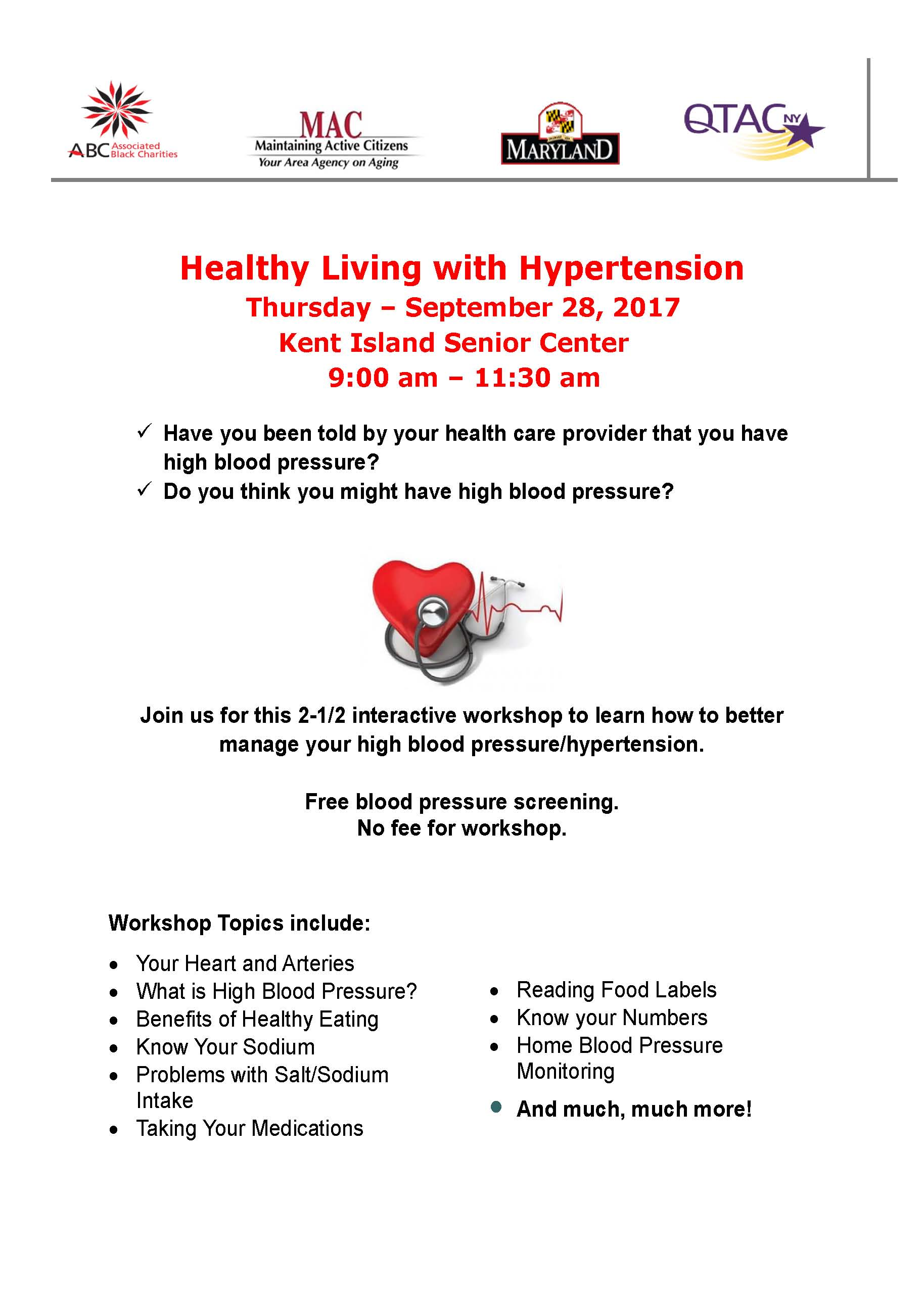 2017_9 Healthy Living with Hypertension kisc