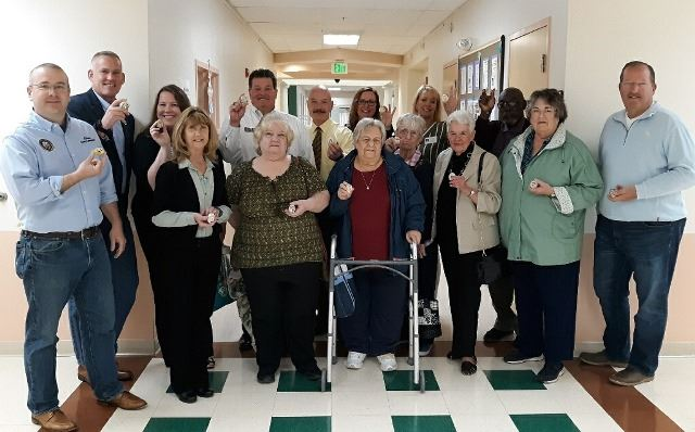QAC Senior Center Tour