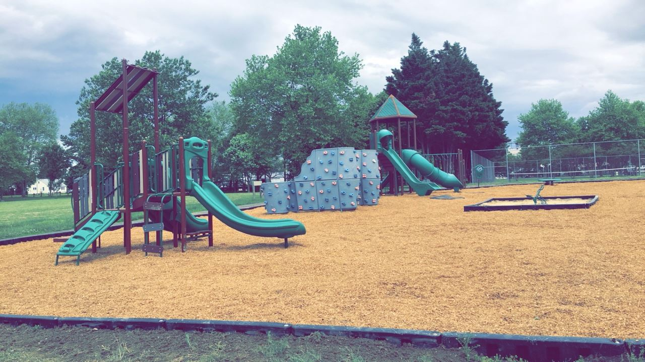 Sudlersville Playground Open with New Improvements