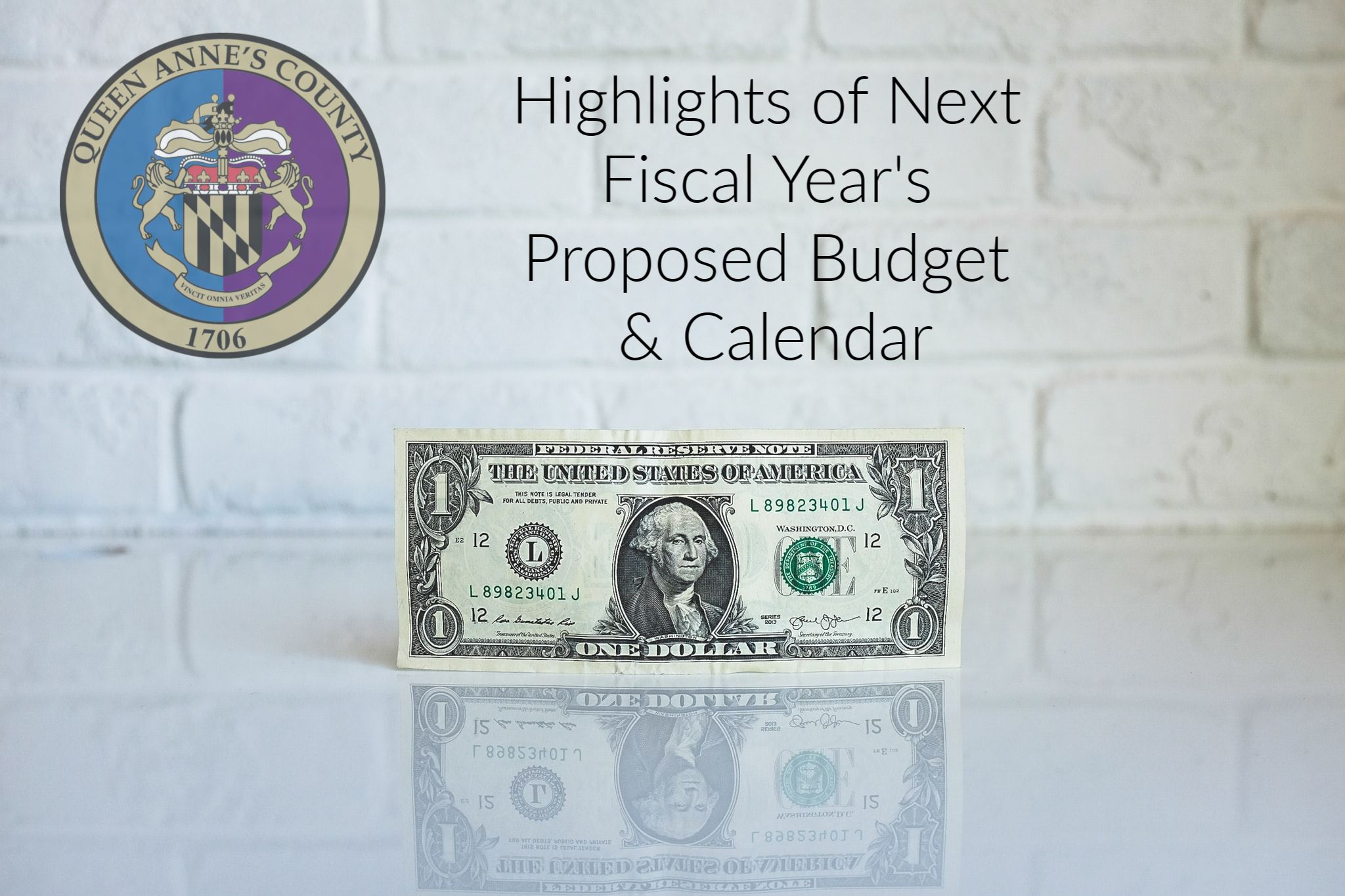 2021 proposed budget and timeline 2