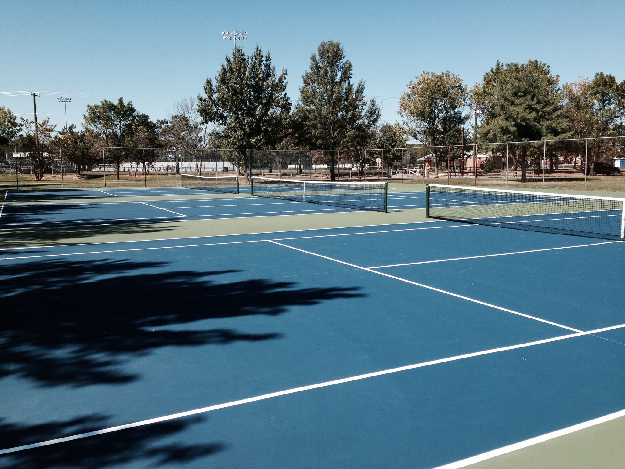 Love Point Tennis Courts