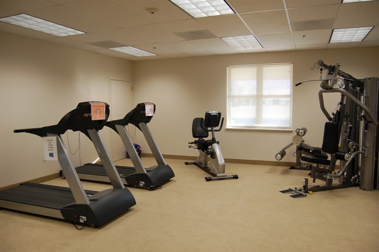 Sudlersville Senior Center Exercise Equipment